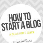 Blogging – All you need to know to start your own Blog