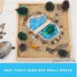 Easy peasy small world play