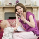 Child Behaviour: Making an Uninterrupted Phone Call with Kids