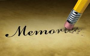 Alzheimer's memories fade