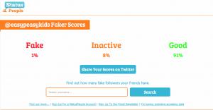 1% Fake