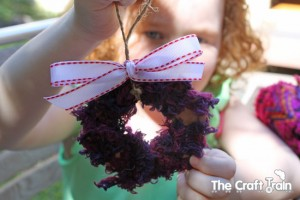 woolly wreath